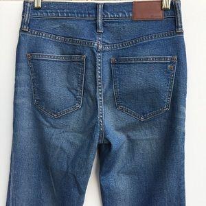 Madewell Jeans - Madewell Flea Market Flare Wide Leg Jeans Blue 26